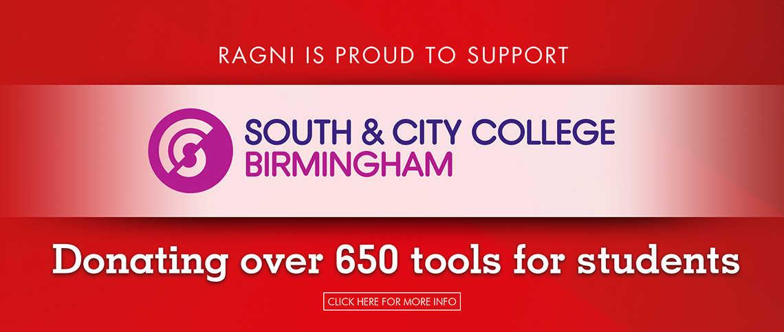 Ragni Donate Tools